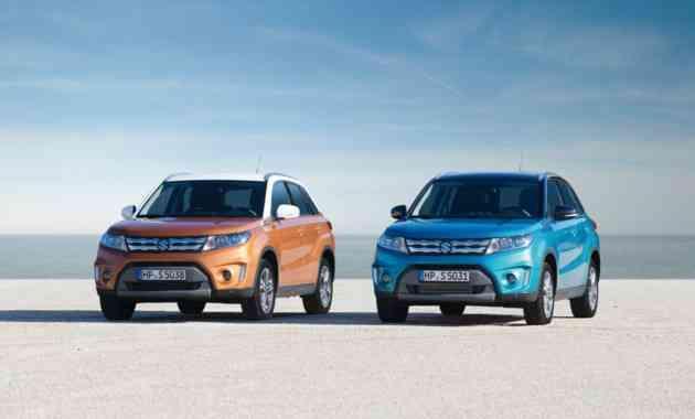 Suzuki улучшает условия кредитования