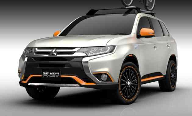 Mitsubishi Outlander может получить новую спецверсию