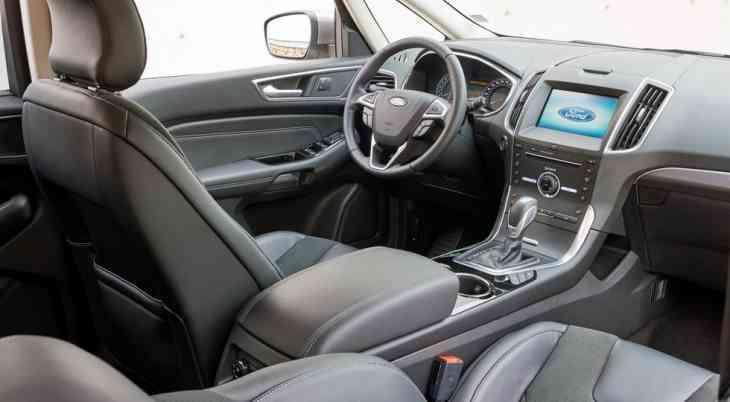 У минивэна Ford S-Max появилась версия «под спорт»