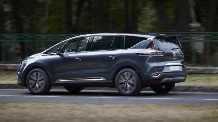 Минивэн Renault Espace обновился: новый мотор, варианты персонализации