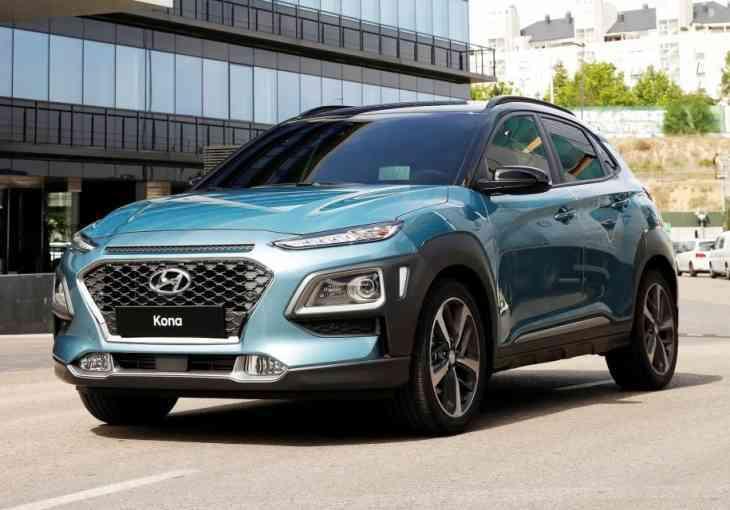 Hyundai Kona рассекретили официально