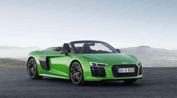 Audi выпустила самую мощную модель в своей истории