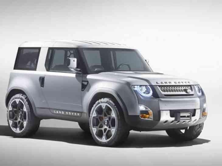 Land Rover выпустит молодежную версию Defender