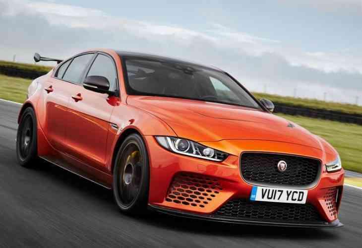 Jaguar выпустил самый быстрый седан в своей истории