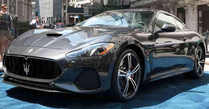 Maserati GranTurismo впервые обновился за десять лет