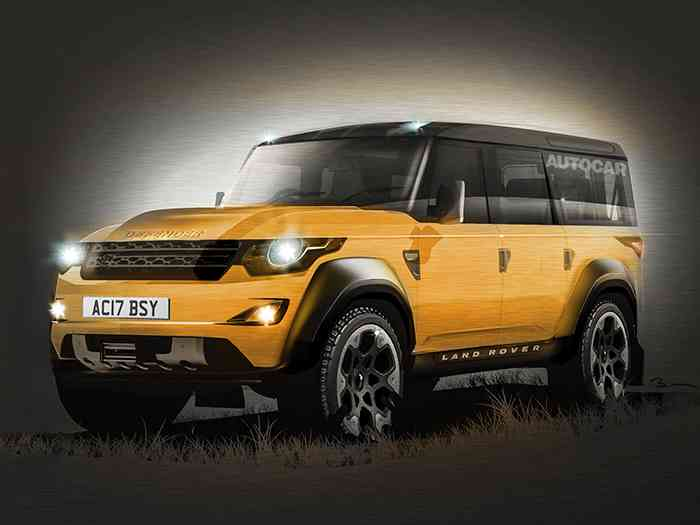 Land Rover хочет создать «убийцу» Bentley Bentayga