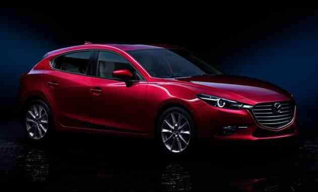 В сотнях тысяч Mazda найдена проблема со стояночным тормозом