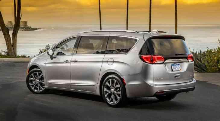 Новинка Chrysler для России: подробности