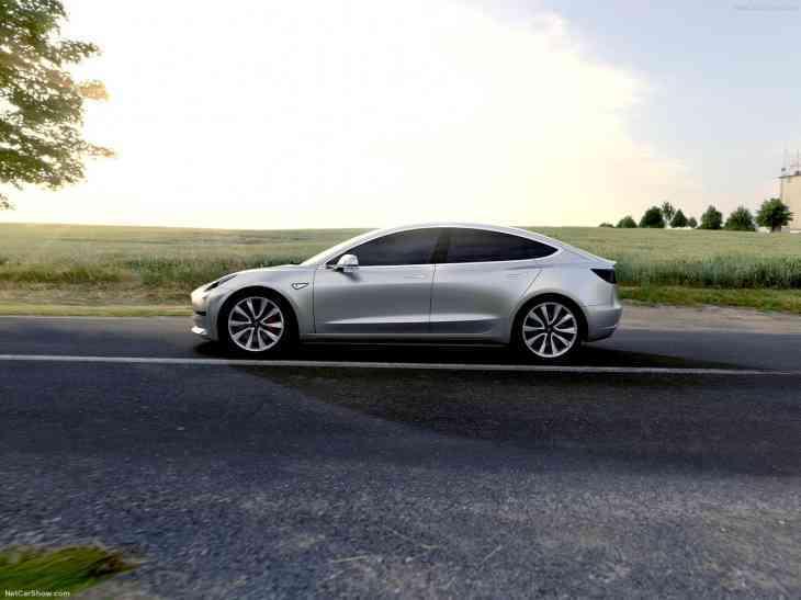 Илон Маск рассекретил производственный план по Tesla Model 3