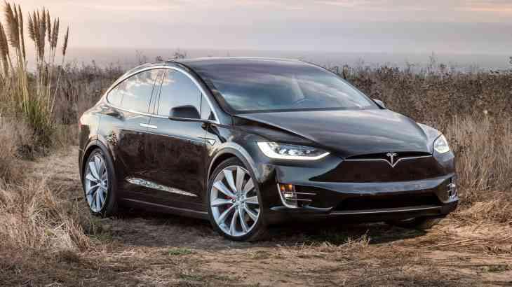 В России не жалуют электромобили Tesla