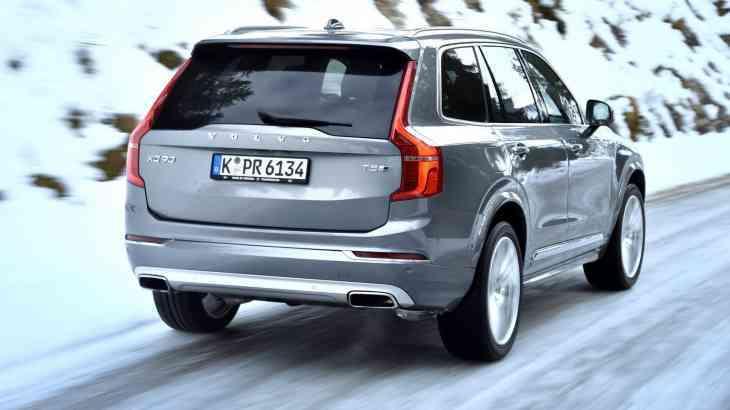 Volvo отчиталась о рекордных продажах