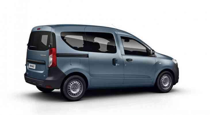 Официально: в России будут продавать Renault Dokker