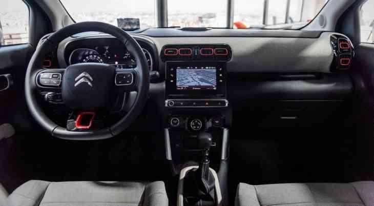 Citroen С3 Aircross оказался дешевле основных конкурентов