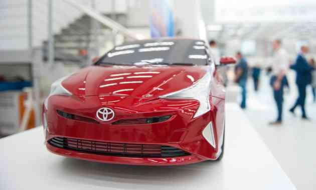 Toyota объявила о сотрудничестве с российским инжиниринговым центром