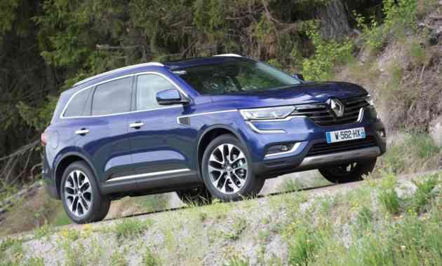 В России стартовали «живые» продажи Renault Koleos нового поколения