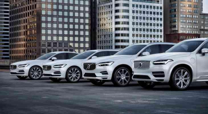 Volvo: наступает конец эпохи автомобилей только с ДВС