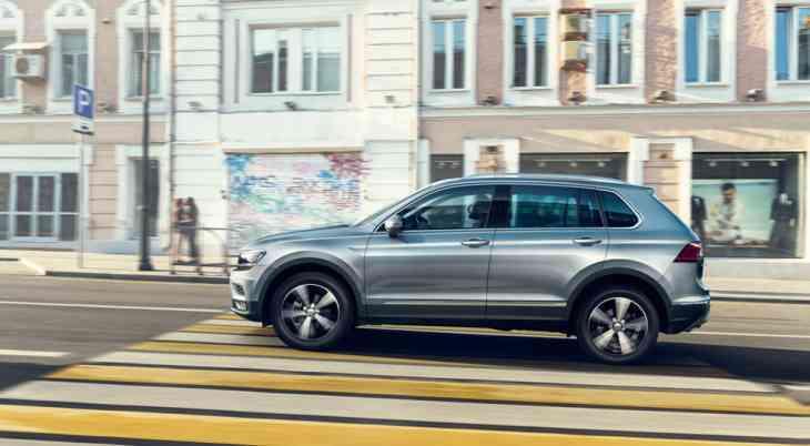 Продажи Volkswagen: рекордный июнь в России