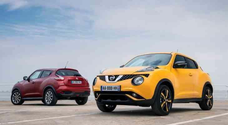 Кроссовер Nissan Juke возвращается в Россию. Объявлены цены