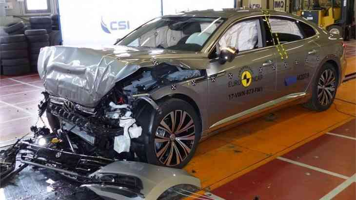 Euro NCAP протестировала ряд новинок