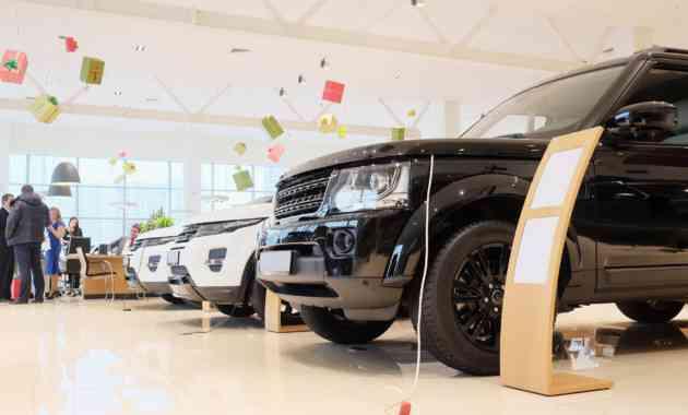 Цены новых автомобилей в России за три года выросли на 45%