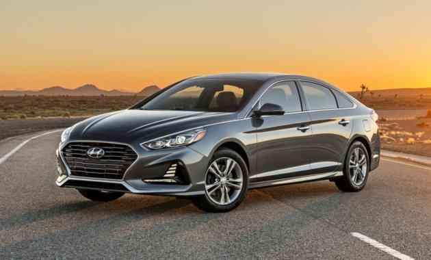 Hyundai Sonata для России: первые подробности