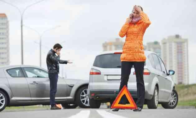 Треть автовладельцев РФ оформляет «мелкие» аварии по европротоколу