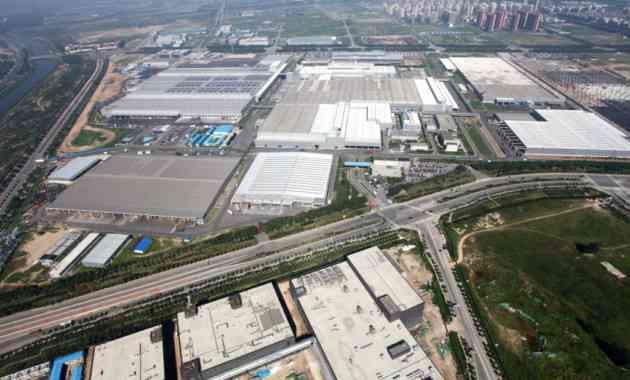 Daimler и BAIC объединяют усилия по производству батарей для электрокаров