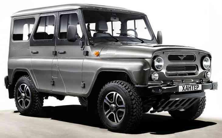УАЗ отзывает свыше 11 000 автомобилей Хантер