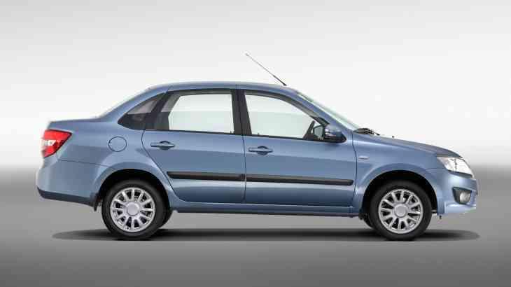 Российские продажи Lada выросли в июне