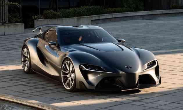 Toyota тестирует новый спорткар на Нюрбургринге