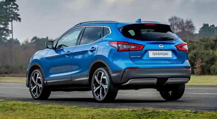 Стартовало производство обновлённого Nissan Qashqai
