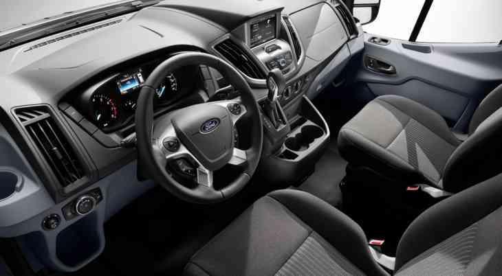 Ford Transit ставит рекорды продаж