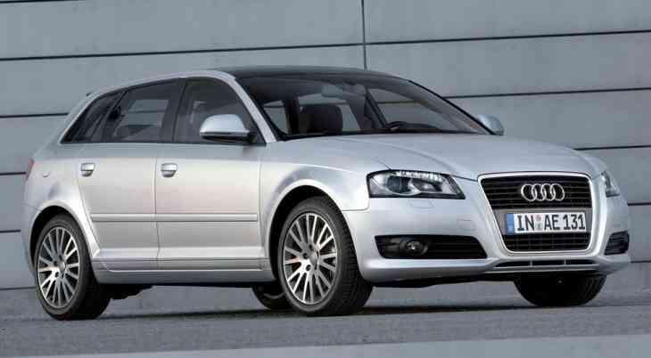 В России отзывают почти 2 400 автомобилей Audi и Volkswagen