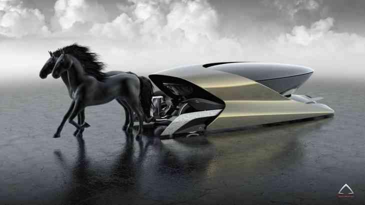 Итальянцы придумали «лошадиный» гибрид