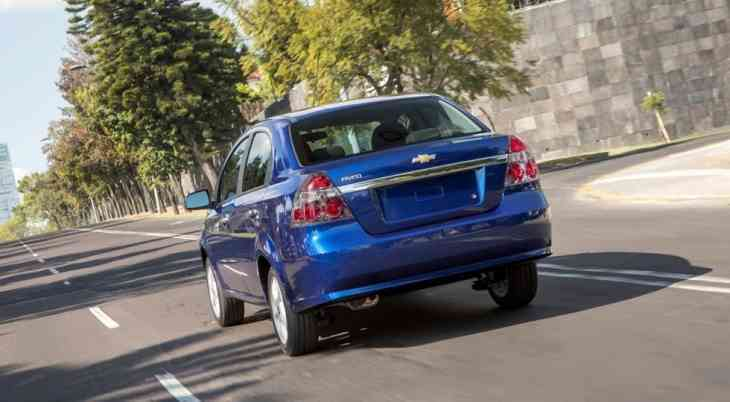 Компания Chevrolet обновила «аналог» Ravon Nexia