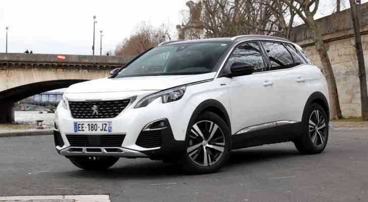 Peugeot 3008: покупка в кредит становится выгоднее
