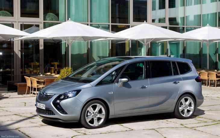 100 000 километров с Opel Zafira C: ржавые форсунки и задиры на вкладышах