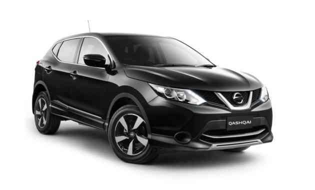 Nissan расширил линейку версий дореформенного Qashqai
