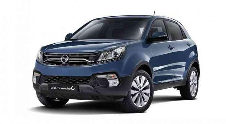 В России могут возобновить выпуск автомобилей SsangYong