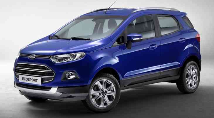 Ford предлагает автомобили в кредит без первого взноса