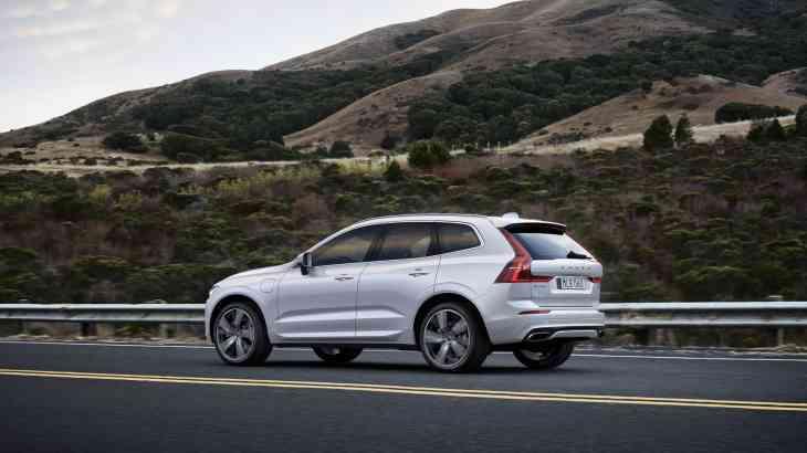 Polestar «зарядил» новый кросс Volvo