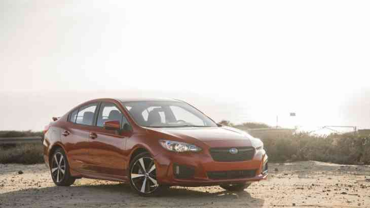 Subaru привезет во Франкфурт обновленную Impreza