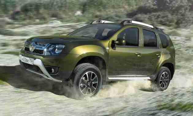 Renault Duster – самый популярный SUV Санкт-Петербурга в августе