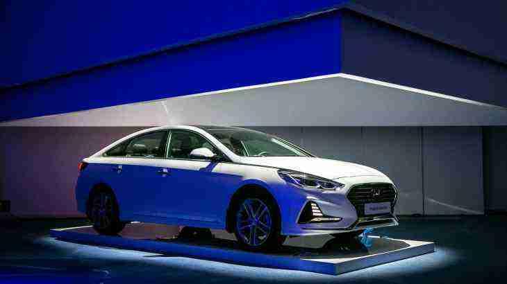 Hyundai Sonata: названы цены для России