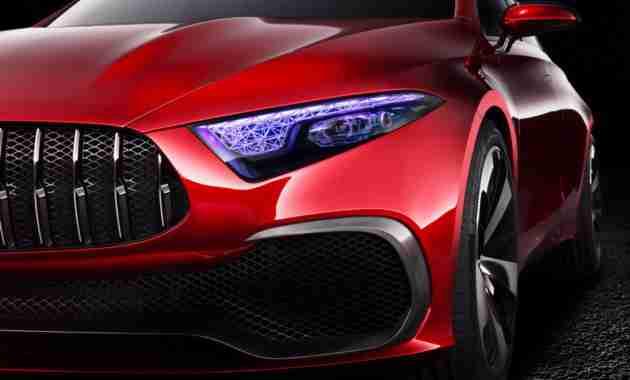 Новый Mercedes-AMG A45 может отобрать корону скорости у Audi RS3