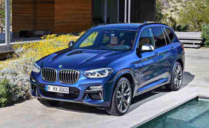 Будущий BMW X3 M уже тестируют на Нюрбургринге