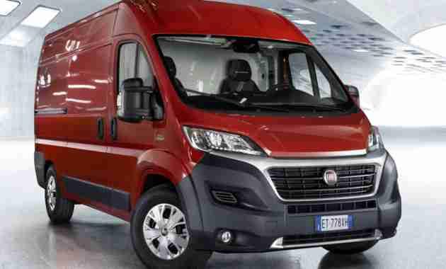Fiat Ducato получит новые моторы в России