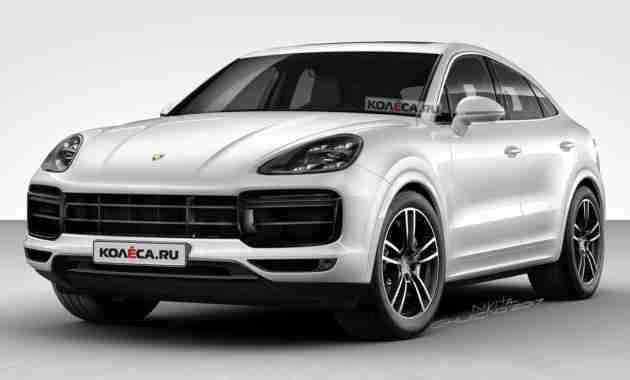 Porsche Cayenne купе: каким он может быть