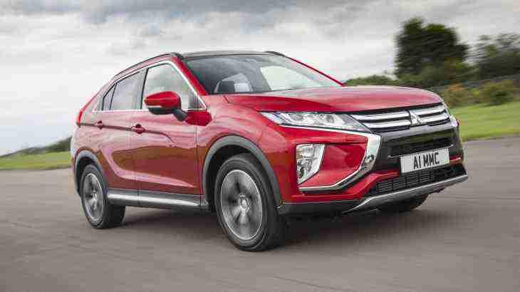 Mitsubishi назвала цену Eclipse Cross