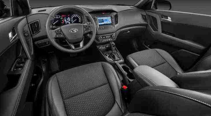 У кроссовера Hyundai Creta появилась версия Sport